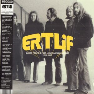 Ertlif - Relics From The Past: Unreleased Recordings 1974-1975 LP