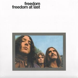 Freedom - Freedom At Last LP