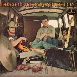 The Good, The Bad and The Ugly LP