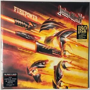 Judas Priest - Firepower 2-LP