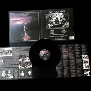 Mother's Ruin - Road To Ruin LP