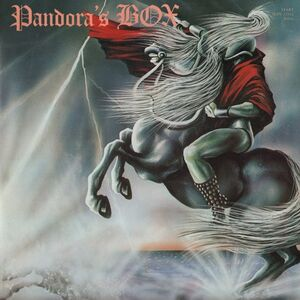 Pandora's Box - Raising Hell LP