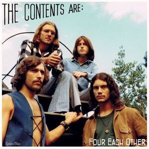 The Contents Are - Four Each Other 1969 LP