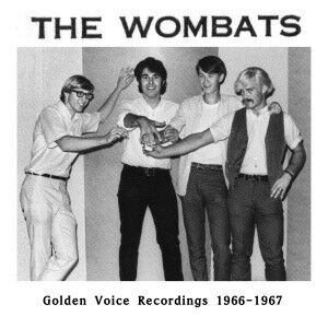 The Wombats - Golden Voice Recordings 1966-1967 7-Inch
