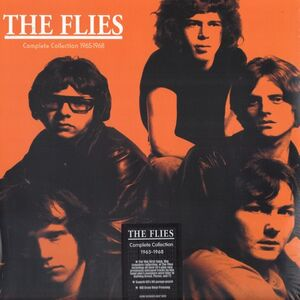 The Flies - Complete Collection 1965-1968 LP