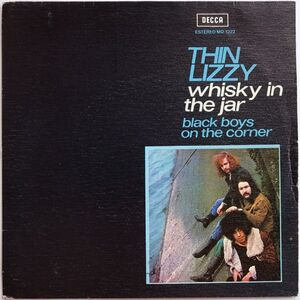 Thin Lizzy - Whiskey In The Jar 7-Inch