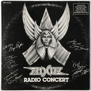Angel - Radio Concert 2-LP