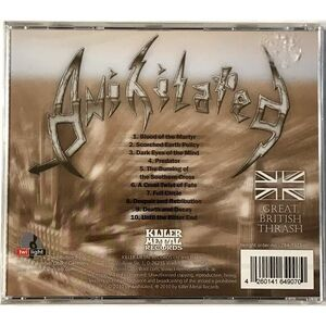 Anihilated - Scorched Earth Policy CD