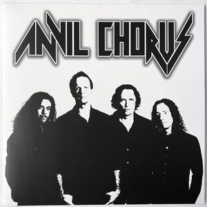 Anvil Chorus - The Killing Sun LP (+ single) HRR304