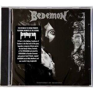 Bedemon - Symphony of Shadows CD