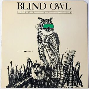 Blind Owl - Debut At Dusk LP
