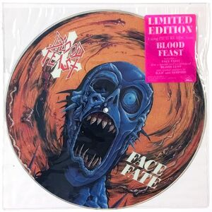 Blood Feast - Face Fate EP (Picture Disc)
