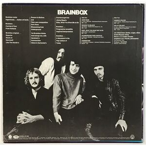 Brainbox - Brainbox LP ST-596