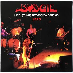 Budgie - Live At A&M Studios 2-LP VER29
