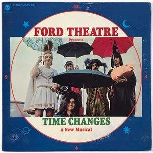 Ford Theatre - Time Changes LP ABCS-681