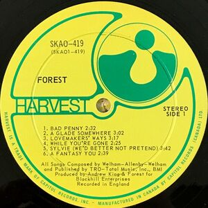Forest - Forest LP SKAO-419