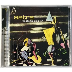 Freedom's Children - Astra CD FreshCD 145