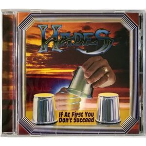 Hades - If At First You Don't Succeed CD