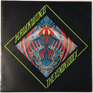 Hawkwind - The Xenon Codex LP