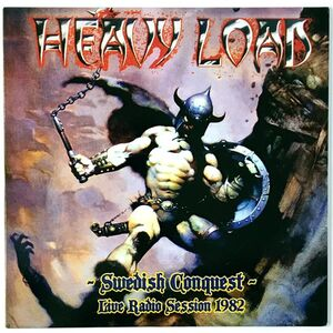 Heavy Load - Swedish Conquest Live Radio Session 1982 LP MFF 140-1