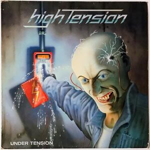 High Tension - Under Tension LP