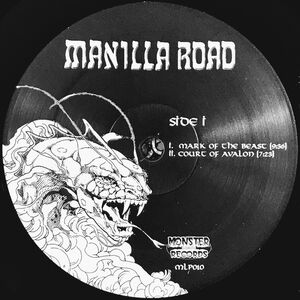 Manilla Road - Mark of the Beast 2-LP MLP010