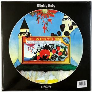 Mighty Baby - Mighty Baby LP