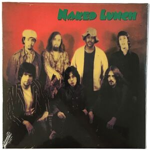 Naked Lunch - Naked Lunch LP