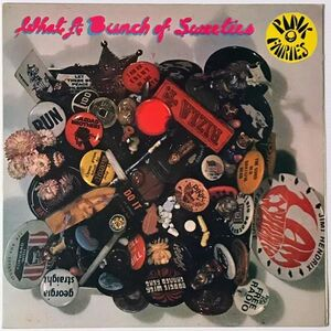 Pink Fairies - What A Bunch Of Sweeties LP