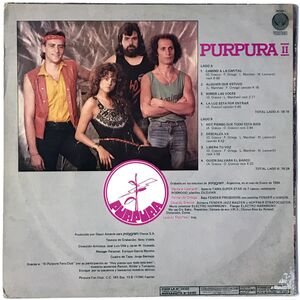 Purpura - II LP