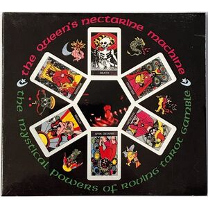 Queen's Nectarine Machine - The Mystical Powers of Roving Tarot Gamble CD OM 71006