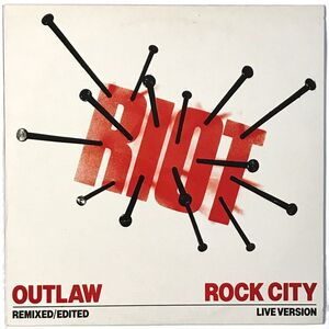 Riot - Outlaw / Rock City EP