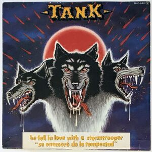 Tank - (He Fell In Love With A) Stormtrooper