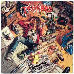 Tankard - The Morning After LP