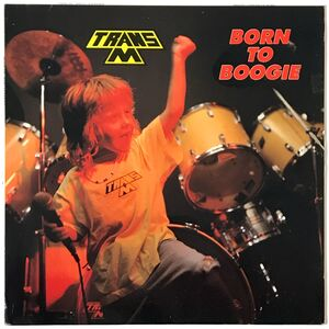 Trans Am - Born To Boogie LP