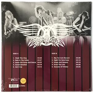 Aerosmith - Best Of Live At The Music Hall, Boston 1978 LP CL76980
