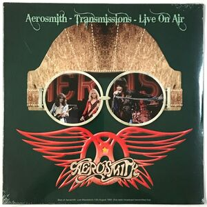 Aerosmith - Transmissions Live On Air LP CL72739
