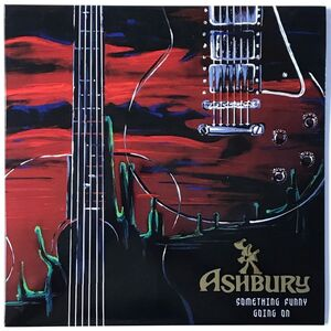 Ashbury - Something Funny Going On LP HRR 516