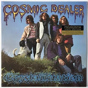 Cosmic Dealer - Crystallization 2-LP VP99 032