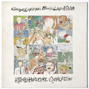 Various Artists - Cottage Cheese From The Lips Of Death LP 1983