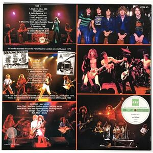 Def Leppard - Live At The BBC 1979-1980 LP VER 45