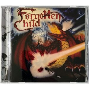 Forgotten Child - Forgotten Child CD CultMetal071