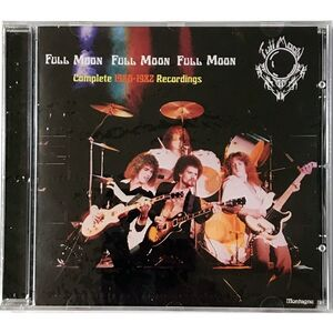 Full Moon - Complete 1980-1982 Recordings CD GEM 12