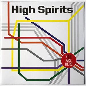 High Spirits - You Are Here LP HRR350