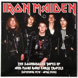 Iron Maiden - The Soundhouse Tapes EP And More Rare Early Tracks LP VER 69