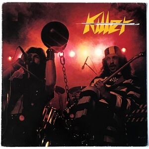 Killer - Ladykiller LP 260-07-030