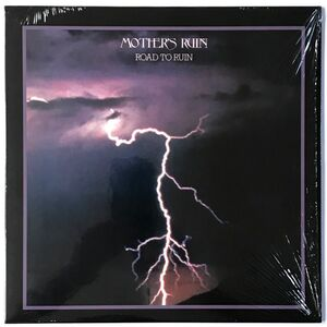 Mother's Ruin - Road To Ruin LP CULTMETALMTRNLP