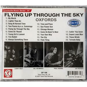 Oxfords - Flying Up Through the Sky CD GF-168