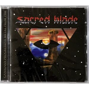 Sacred Blade - Of The Sun And Moon CD ECL1032