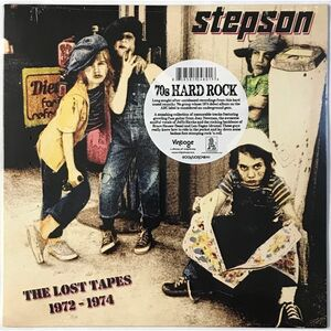 Stepson - The Lost Tapes 1972-74 LP